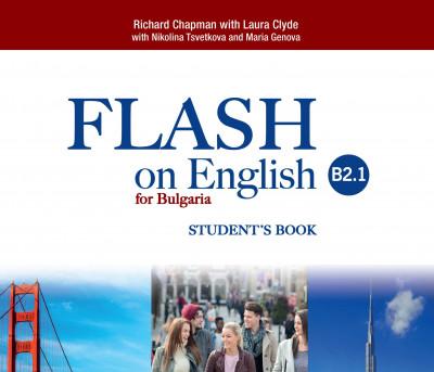 Flash on English for Bulgaria B2.1