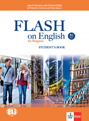 Flash on English for Bulgaria B1