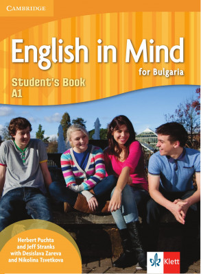 English in Mind for Bulgaria