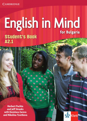 English in Mind for Bulgaria A2.1 Tests