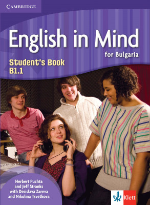 English in Mind for Bulgaria B1.1