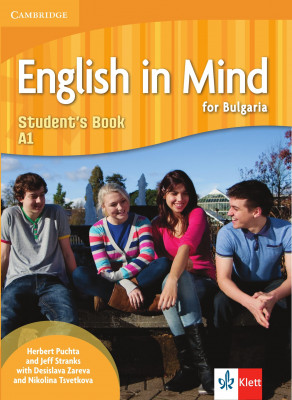 English in Mind for Bulgaria A1 Tests