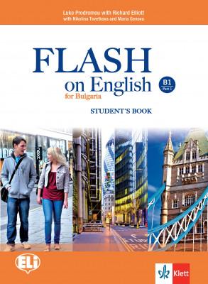 Flash on English for Bulgaria B1