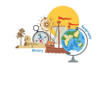 География и История 5. - 7. клас