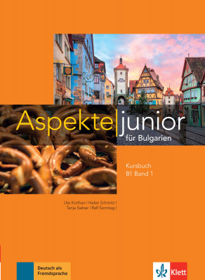 Aspekte junior für Bulgarien