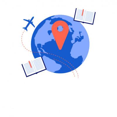 Учебници за обучение в чужбина