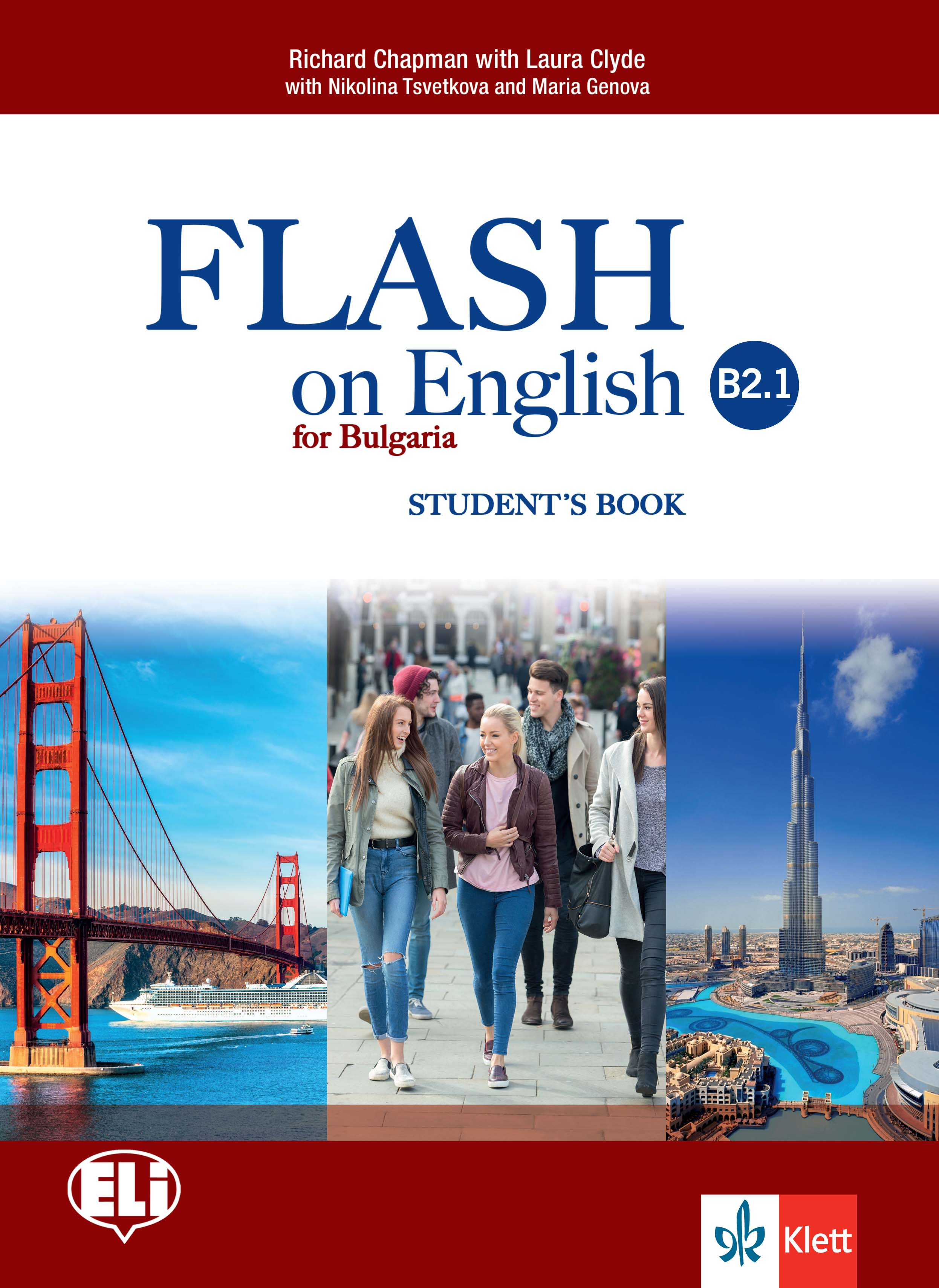 Flash on English for Bulgaria B2.1 Unit tests