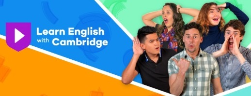 Learn English with Cambridge
