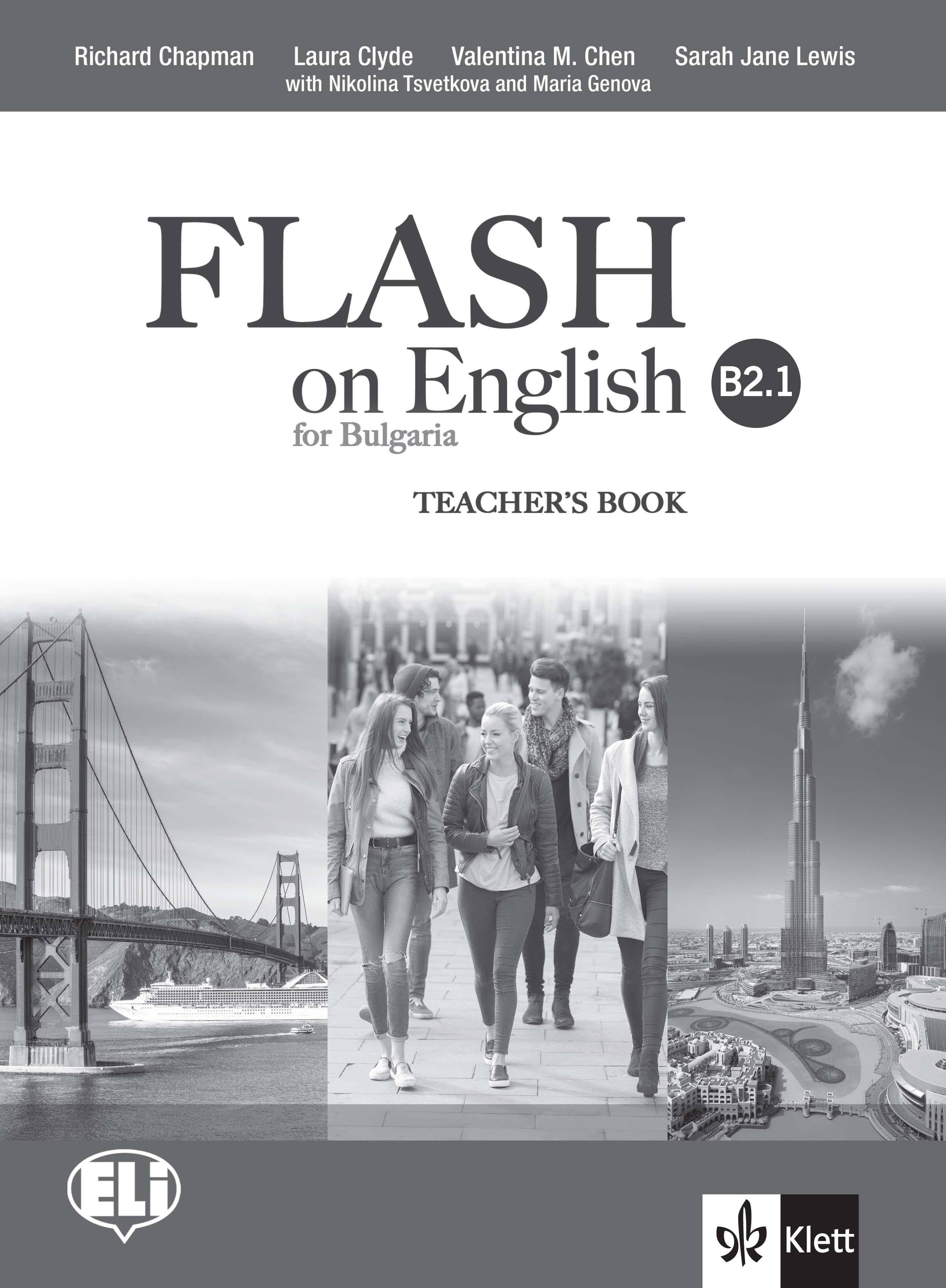 Flash on English for Bulgaria B2.1 Teachers Book