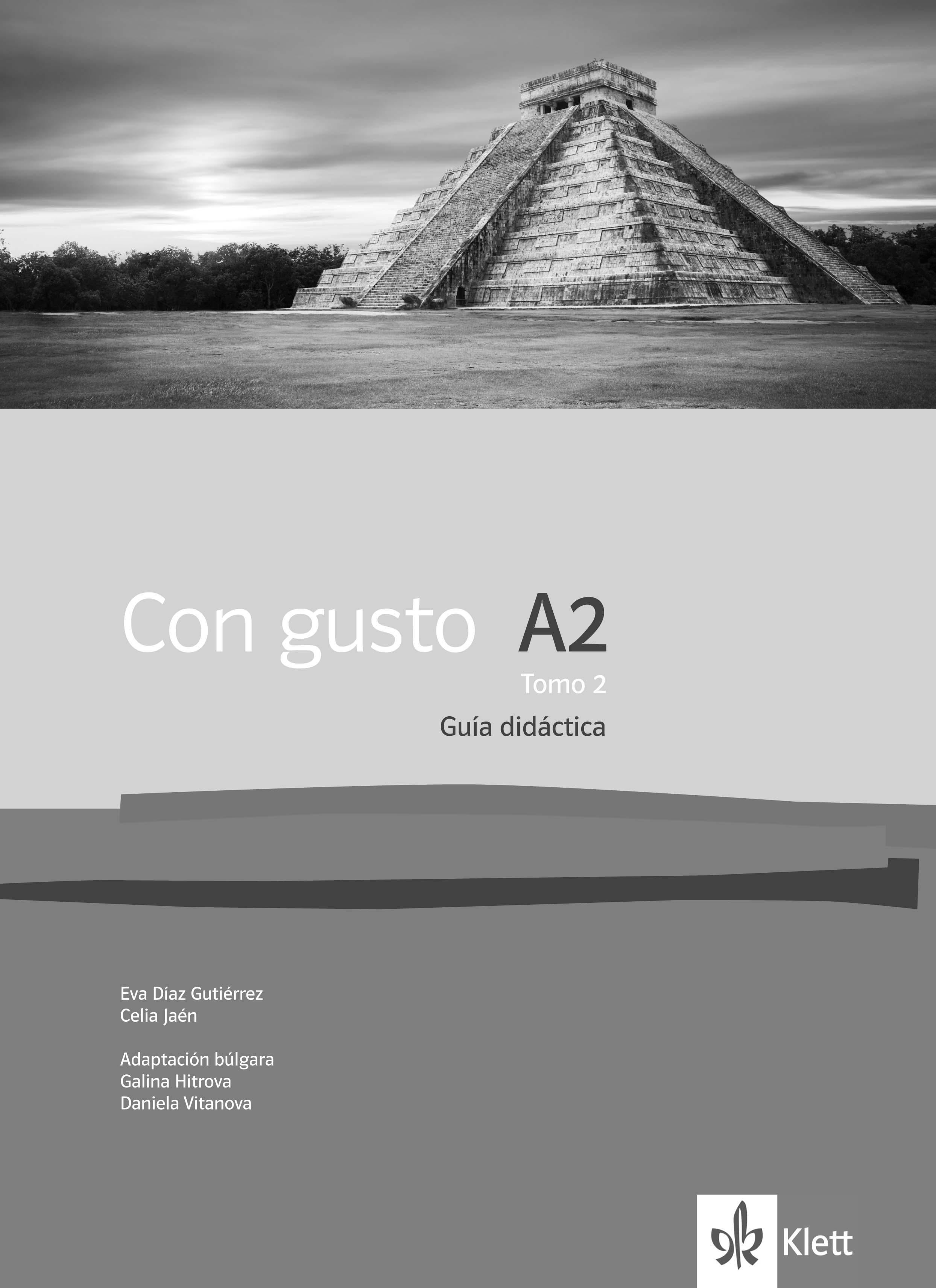 Con gusto A2.2 Guia didactica